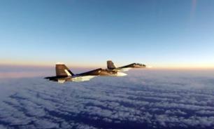 """В бою F-15 """"крышка"""": уникальные подробности """"балтийского"""" перехвата Су-30"""