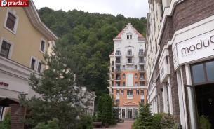 Роза Хутор vs Куршавель: российский горный курорт набирает обороты