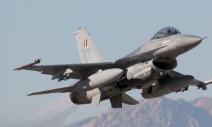 ВВС Бельгии сопроводили российские бомбардировщики над Балтийским морем