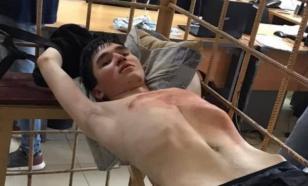 Казанский стрелок Галявиев в ИВС отказался от еды