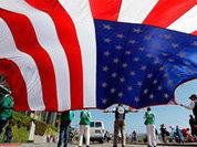 Американцы верят не в демократию, а в армию