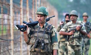 Индия и Пакистан обменялись очередными ударами в Кашмире