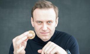 """Навальный активизировал раскрутку своего """"Черного блокнота"""""""