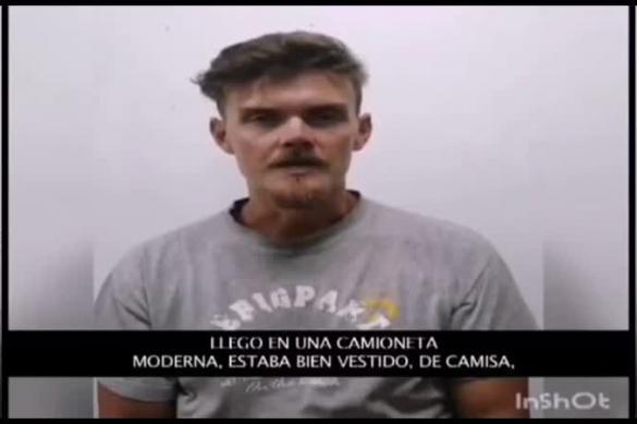 ТВ Венесуэлы показало видео допроса задержанного американца