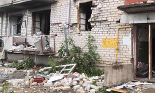 В трехэтажном доме в Кировской области взорвался бытовой газ