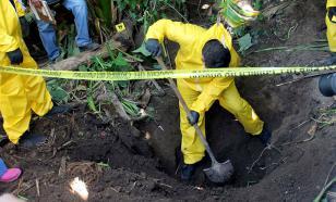 В Мексике обнаружили неизвестное захоронение более двадцати человек