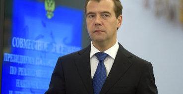 Медведев защитил закон об образовании