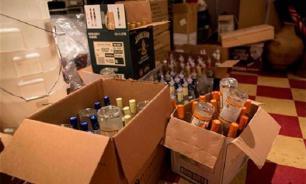В Красноярском крае изъято 4000 литров контрафактного алкоголя