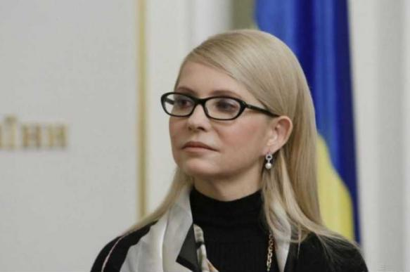 США заплатили Тимошенко более 5 млн долларов за три года тюрьмы