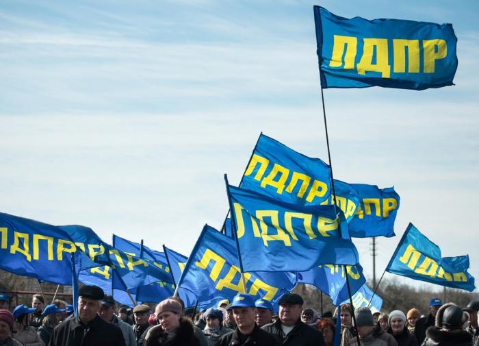 ВЦИОМ зафиксировал снижение интереса к ЛДПР