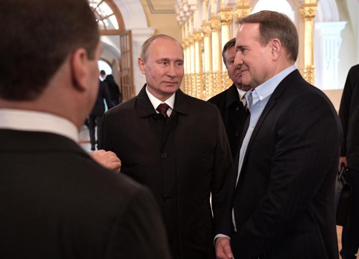 Есть ли кому-нибудь в России дело до Виктора Медведчука