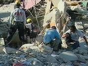 Спасатели на Гаити обнаружили живым 28-летнего мужчину