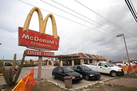 """10 страшных """"кухонных интриг"""" McDonald`s"""