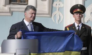 """Порошенко: Донбасс """"есть и будет украинским"""""""