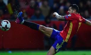 Испания готовится к серии пенальти в матче с Россией