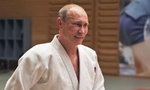 Путин: родители были против моих занятий самбо