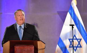 Майк Помпео прилетел в Израиль на переговоры с Нетаньяху
