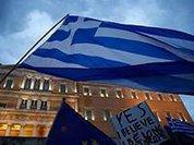 """В Греции установлен  """"день тишины"""", однако на улицах Афин продолжаются волнения"""