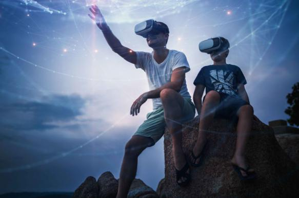 """Лучшие виртуальные развлечения для детей теперь в """"Центральном детском магазине на Лубянке"""""""