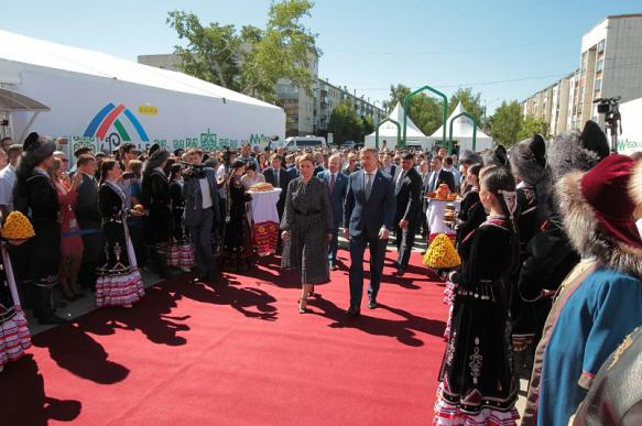 По итогам Инвестиционного Сабантуя подписан ряд соглашений на 69 млрд рублей