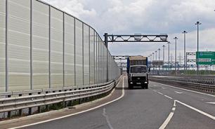 Москва проведет аукцион по закупке шумозащитных панелей для дорог