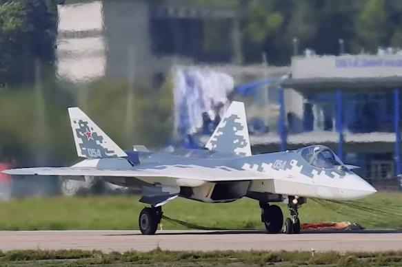 Россия и Турция ведут переговоры о поставках истребителей Су-57