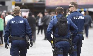 Неизвестный напал на детей в Финляндии. Один человек погиб