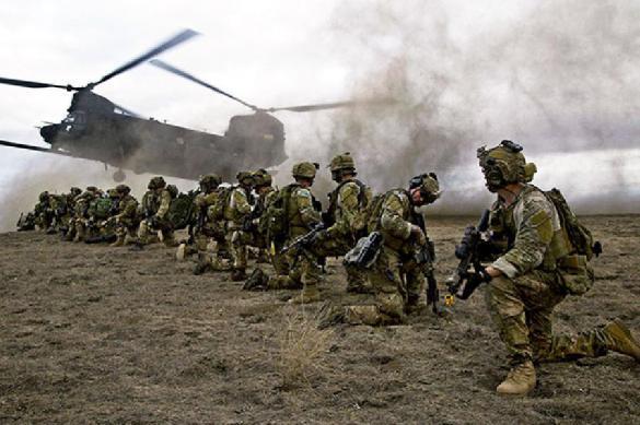 США готовят масштабное размещение войск Европе