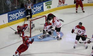 CAS может перенести чемпионат мира по хоккею-2023 из России