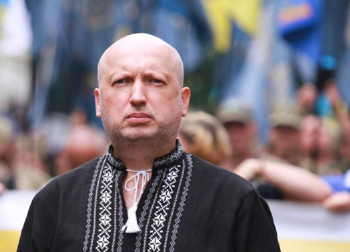 Турчинов заявил, что Украина