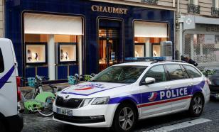 Налётчик унёс из парижского магазина ювелирки на 2 млн евро