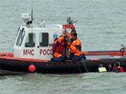Якутский буксир затонул, спасая рыбаков