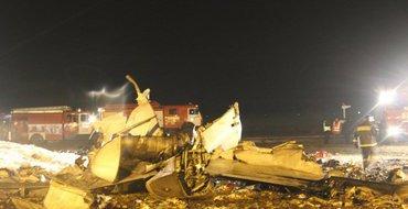 МАК: Причиной авиакатастрофы в Казани стала ошибка пилотов