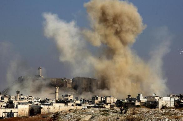 Войска САР атаковали позиции боевиков к югу и западу от Алеппо