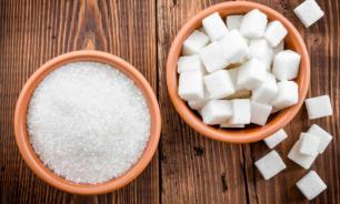Медики: сахар и соль состаривают организм