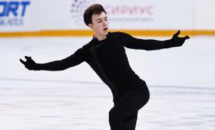 Алиев занял второе место в короткой программе на чемпионате Европы