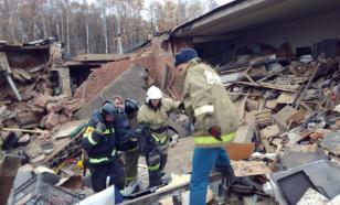 Названа причина взрыва в гаражном кооперативе в Мытищах