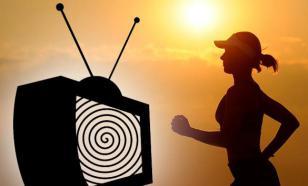 Британская телесеть попыталась приучить зрителей к спорту отключением телевизора