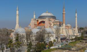 Эрдоган предложил сделать собор Святой Софии мечетью для удобства туристов