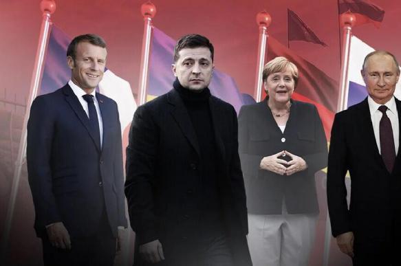 Москва не намерена идти на уступки на саммите в Париже