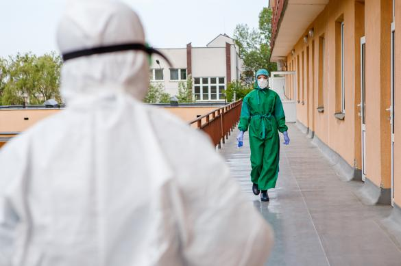 Больше 12 тысяч украинцев подхватили коронавирус