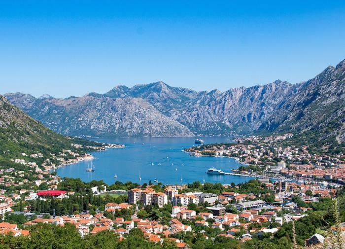 Черногория планирует открыть границы для россиян с 1 августа