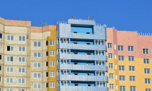 Панельные дома в центре столицы утеплят