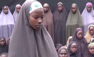 """Террористы """"Боко Харам"""" показали, что делают с похищенными школьницами"""