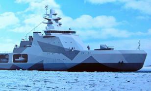 Россия отказалась от эскадры боевых ледоколов