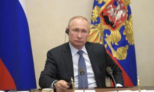Путин не будет участвовать в массовых мероприятиях 9 мая
