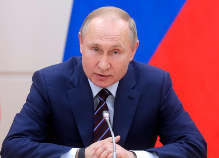 Путин прокомментировал санкции против России