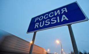 Житель Китая незаконно попытался пересечь границу России