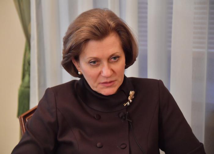 Попова заявила, что только прививка спасёт россиян от опасной микст-инфекции