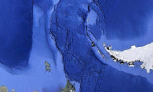 На дне океана обнаружены загадочные тоннели